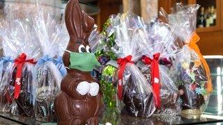 Coronavirus: les chocolatiers n'ont pas la tête à la fête