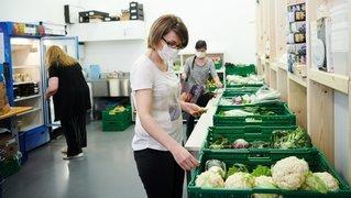 Neuchâtel: la demande pour les invendus alimentaires est à la hausse