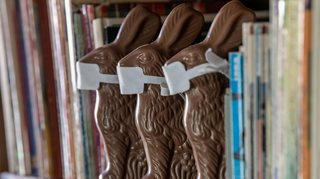 Lapins de Pâques en confinement: les bons plans d'«ArcInfo»