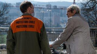 La protection civile neuchâteloise aux chevets des aînés: «Nous essayons un peu de remplacer la famille»