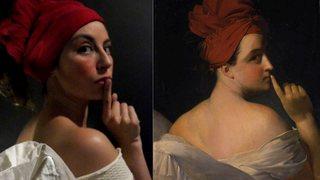 Les internautes pastichent les œuvres du Musée des beaux-arts de La Chaux-de-Fonds