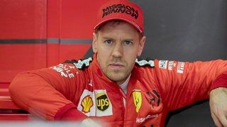Formule 1: Sebastian Vettel va quitter Ferrari