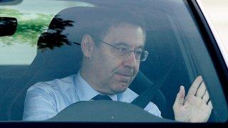 Football – Espagne: démission de six dirigeants du FC Barcelone