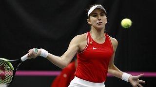 Tennis: Belinda Bencic veut disputer les Interclubs cet été en Suisse