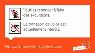 Coronavirus: TransN recommande… de ne pas prendre les transports publics