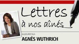 La journaliste Agnès Wuthrich écrit aux aînés