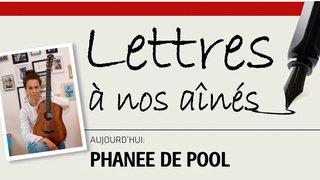 La slapeuse biennoise Phanee de Pool s'adresse aux aînés