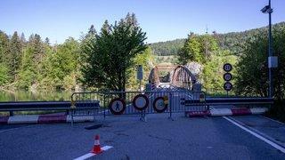 Ce qui change à la frontière franco-suisse dès le 11mai
