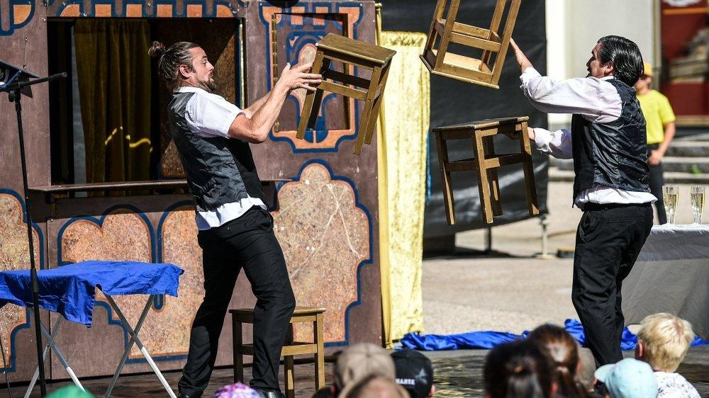 Sans soutien de la Loterie romande, pas d'artistes à la Plage des Six-Pompes.