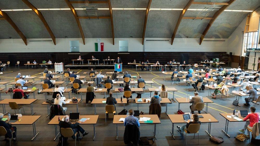 Les députés neuchâtelois sont revenus en arrière par rapport à leur vote de février dernier en accordant un soutien accru au sport.