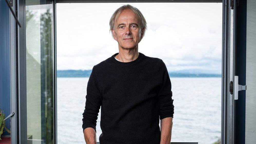 Ola Söderström, professeur à l'Institut de géographie de l'Université de Neuchâtel