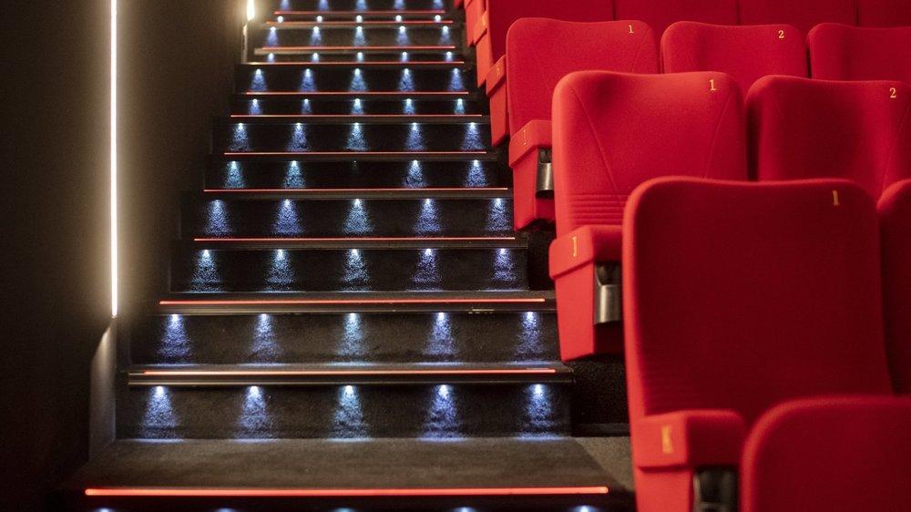 Les portes des cinémas rouvriront dès ce samedi.