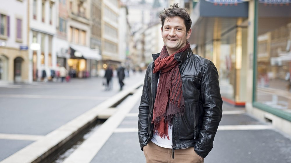 Yann Mercanton mène un combat acharné contre le littering depuis plusieurs années.