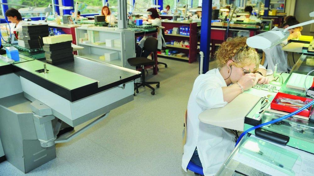 Le coronavirus a contraint de nombreuses entreprises à réduire, voire à stopper temporairement leur production.