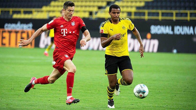 Le football professionnel a repris ses droits en Allemagne. En sera-t-il bientôt de même en Suisse?
