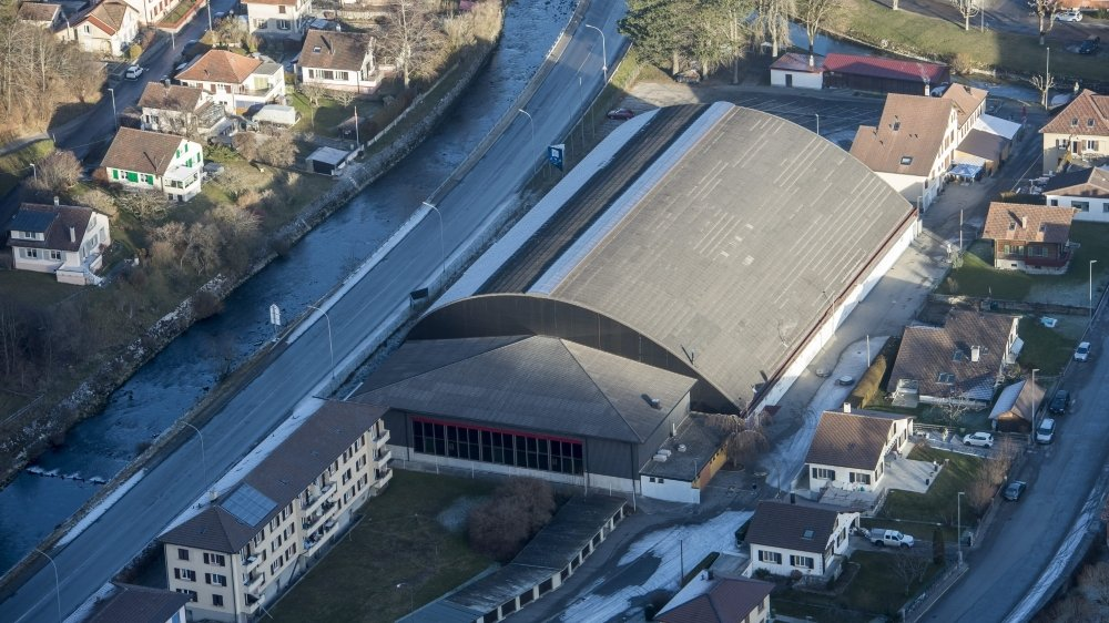 Le centre des sports de glace de Fleurier et sa société seront aidés par la commune de Val-de-Travers.