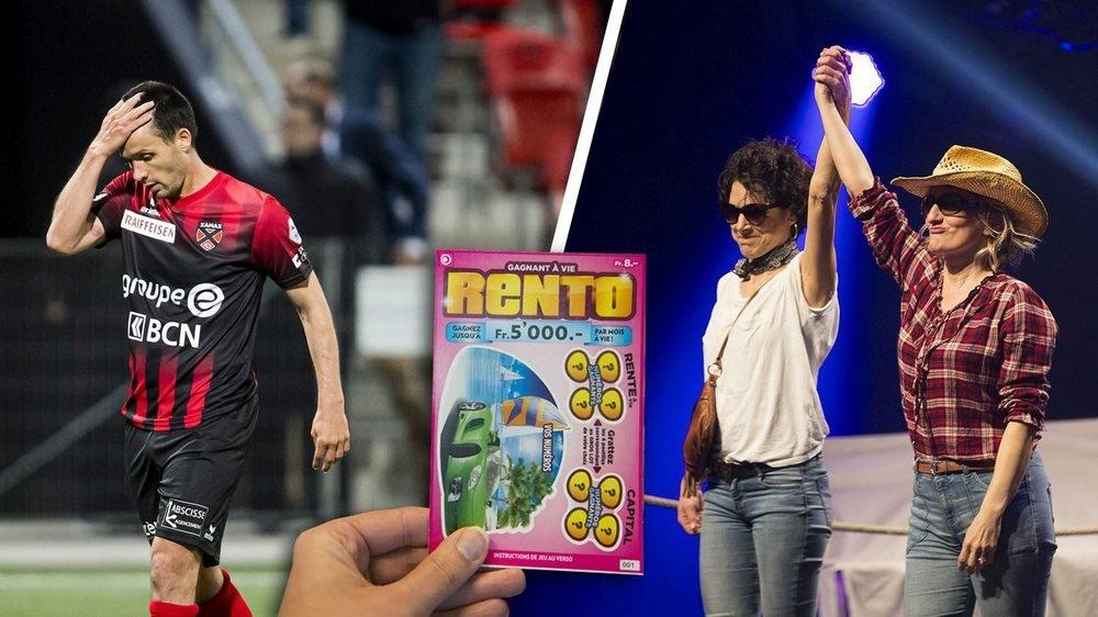 Le déséquilibre entre sport et culture dans l'attribution des bénéfices de la Loterie romande ne satisfait pas les sportifs.