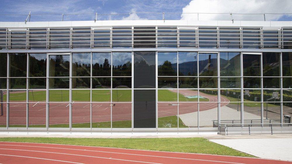 Le centre sportif régional s'appelle désormais espaceVAL.