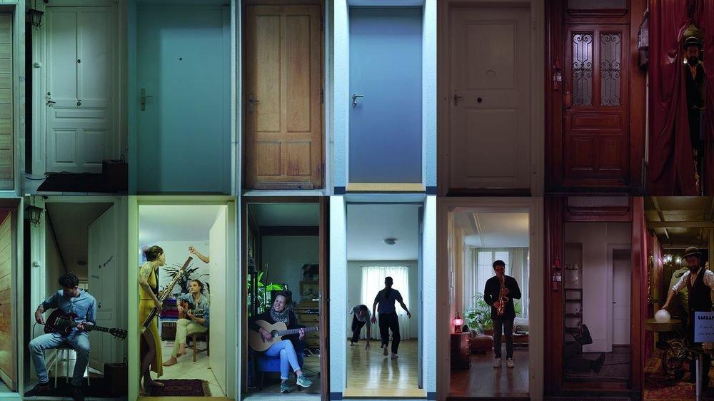 «Full Frame Project»: une porte grande ouverte sur les artistes romands