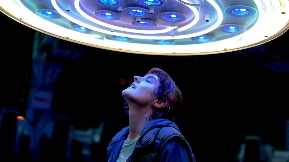 Dans l'anticonformiste «Jumbo», Jeanne (Noémie Merlant) est attirée par un… carrousel!