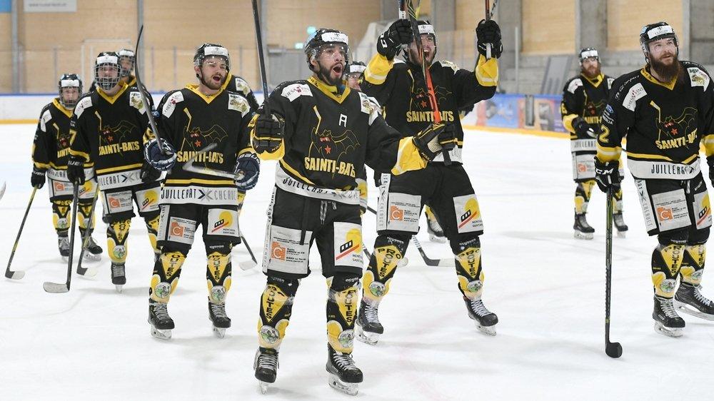 Après avoir réussi une belle saison, les joueurs du HC Saint-Imier devront peut-être fournir un effort financier.