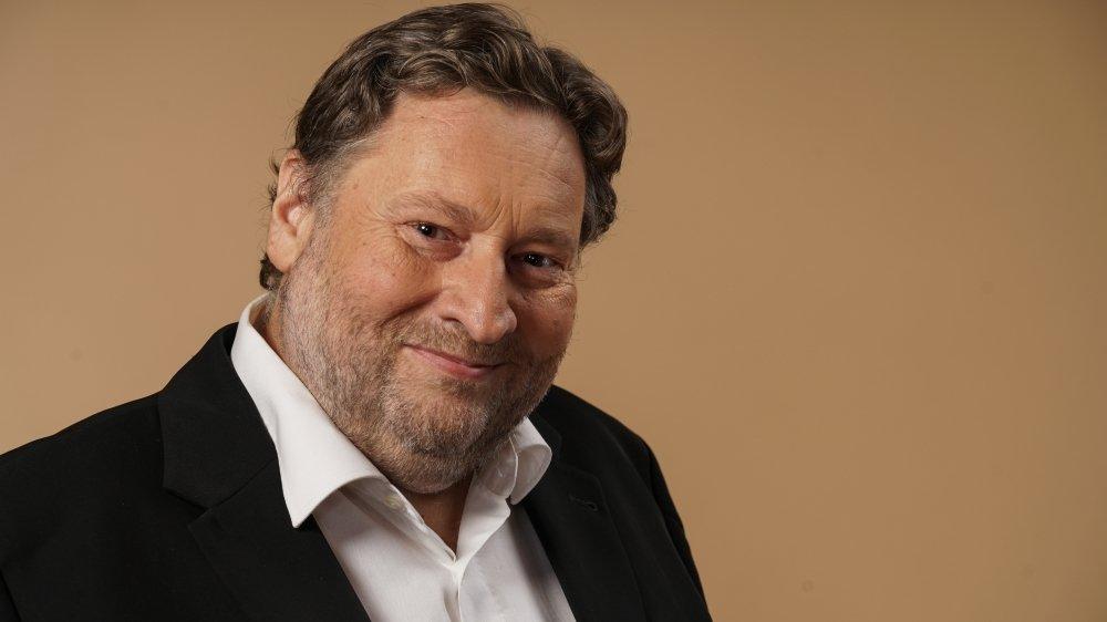 Philippe Ducarroz, une figure et une voix bien connues des téléspectateurs romands.