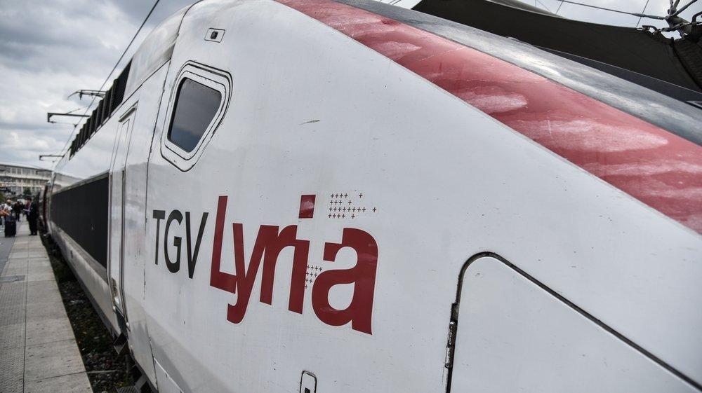 Les TGV Lyria vont progressivement augmenter leur fréquence cet été.