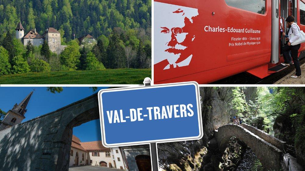 Val-de-Travers comme vous ne l'avez jamais vue