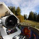 Visite à l'Observatoire d'Arbaz