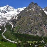 Paysages et Géologie du Val Ferret
