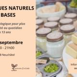 Atelier cosmetiques naturels : les bases