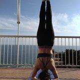 Cours de yoga avec Katia