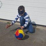 Pique-nique + jeux à l'aveugle pour famille