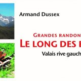 Vernissage du livre d'Armand Dussex