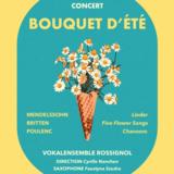Concert Bouquet d'été à la chapelle d'Ovronnaz