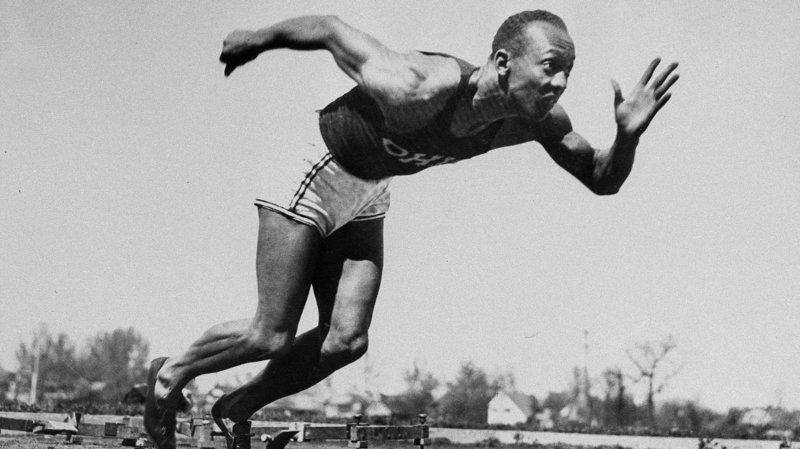 Jesse Owens écrivait l'histoire il y a 85 ans