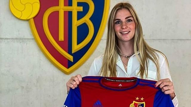 Football: Camille Surdez rentre au pays et s'engage au FC Bâle