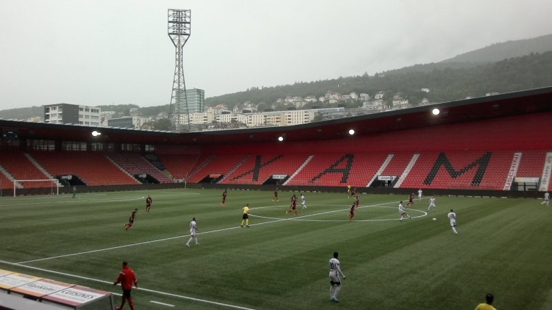 Xamax bat Lausanne-Ouchy en match amical avant la reprise de la Super League