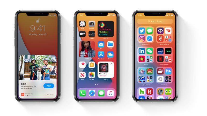Apple a présenté la dernière version de son système d'exploitation. (Illustration)