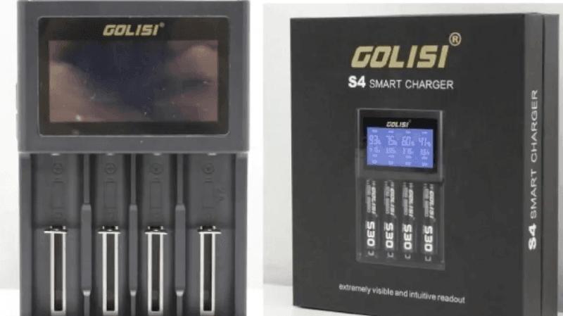 """Rappel de produit: retrait du chargeur pour e-cigarettes """"Golisi S4"""""""