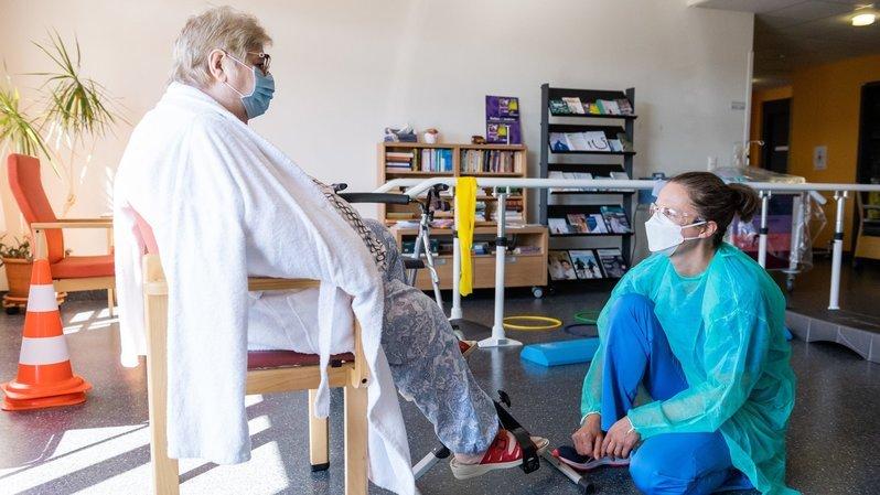 Covid-19: les derniers patients quittent peu à peu la réadaptation au Locle