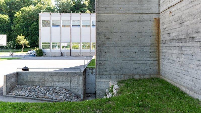 Boudry: trois crédits demandés pour rénover le collège de Vauvilliers