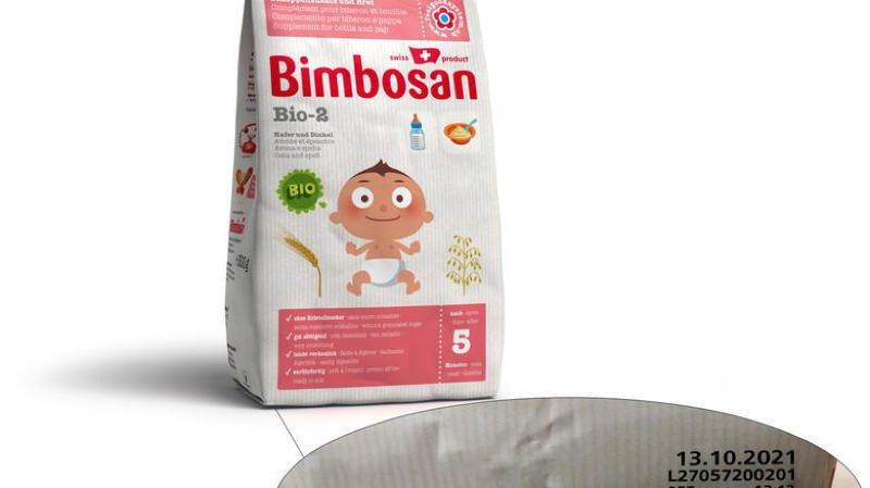 Rappel de produit: Entérobactéries constatées dans des préparations pour nourrissons