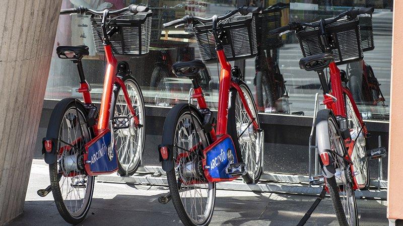 Le retour des vélos en libre-service à La Chaux-de-Fonds