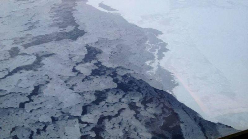 Climat: l'acidification de l'océan Arctique serait sous-estimée