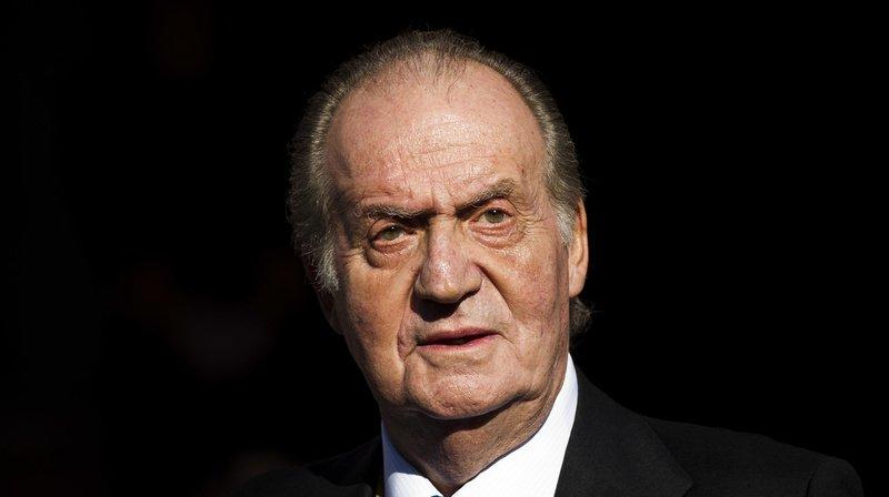 Juan Carlos a abdiqué en 2014. (Archives)