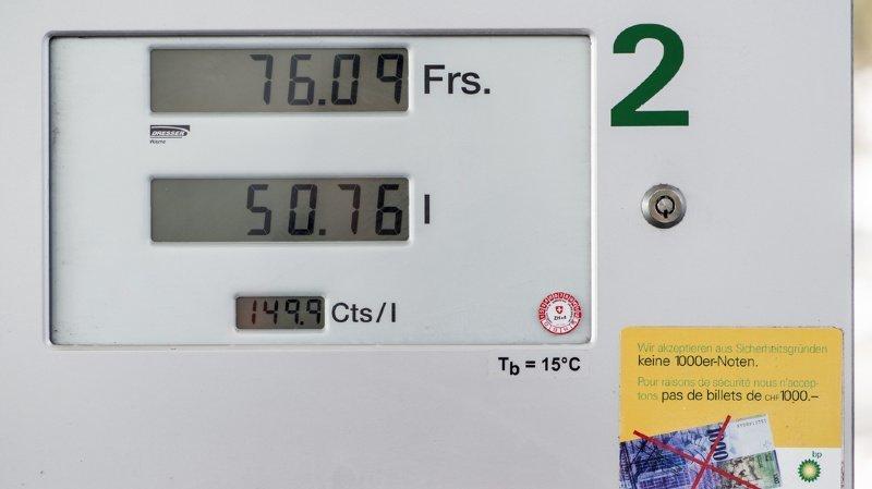 Le prix de l'essence et du diesel pourrait augmenter en 2021