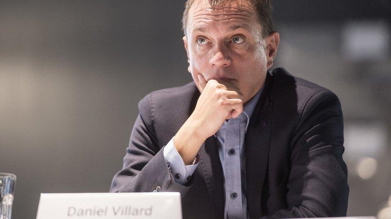 Daniel Villard a déjà commencé à tâter le terrain auprès de trois joueurs en vue d'une éventuelle réduction des salaires.