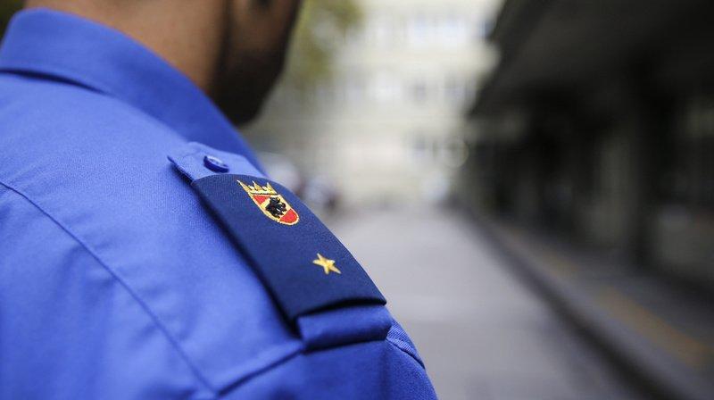 Un tagueur présumé arrêté à Bienne