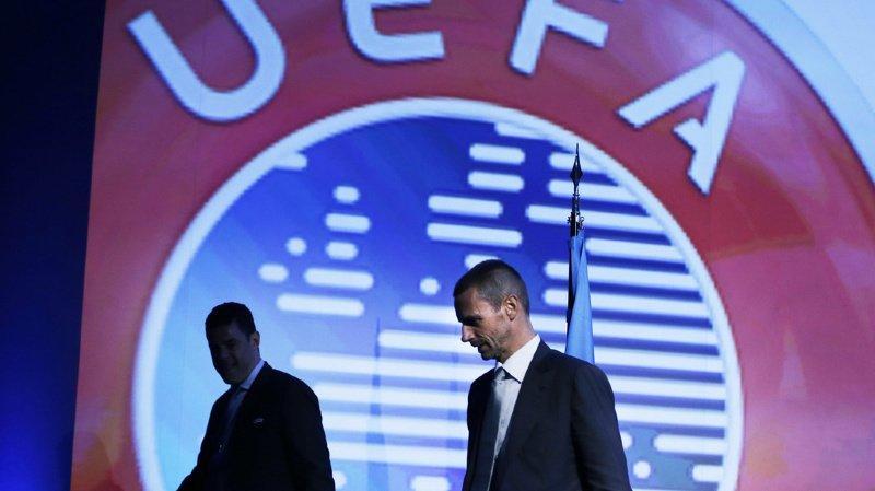 Football: «Pas de plan B» non plus pour l'Europa League